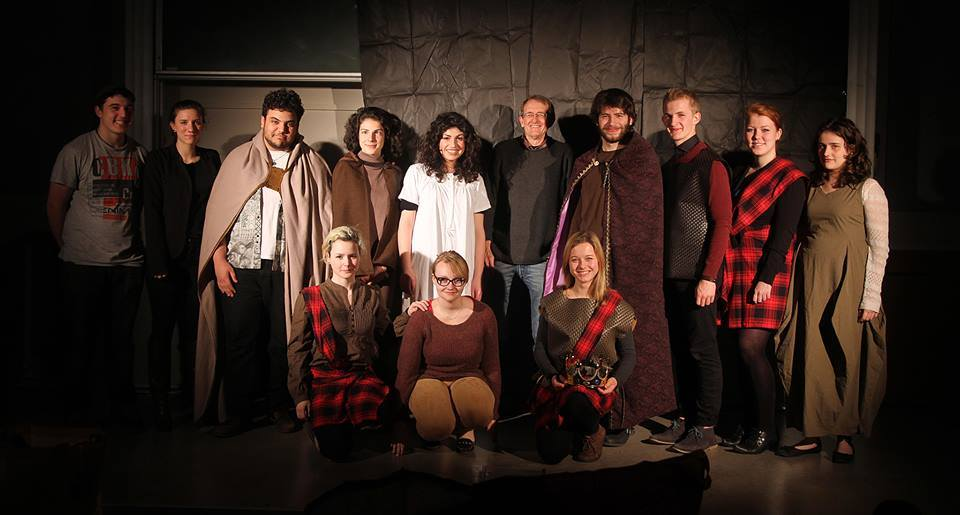 Macbeth cast